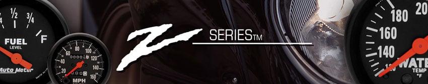 Gauges - Z-Series on