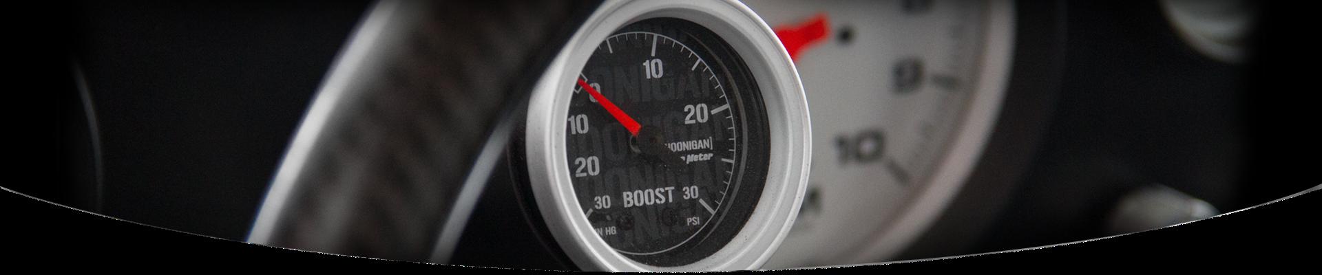 Turbo Boost Gauges