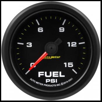 Waterproof Fuel Pressure Gauge