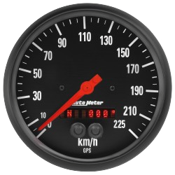 KPH GPS Speedometers