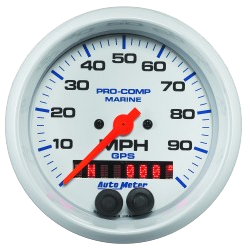 Marine GPS Speedometers