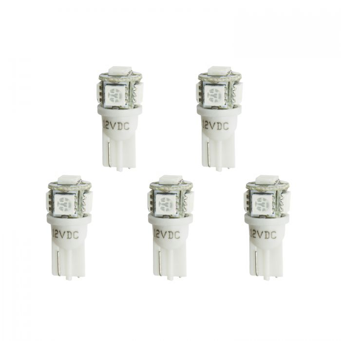 Autometer T3 Wedge White LED Bulb Replacement
