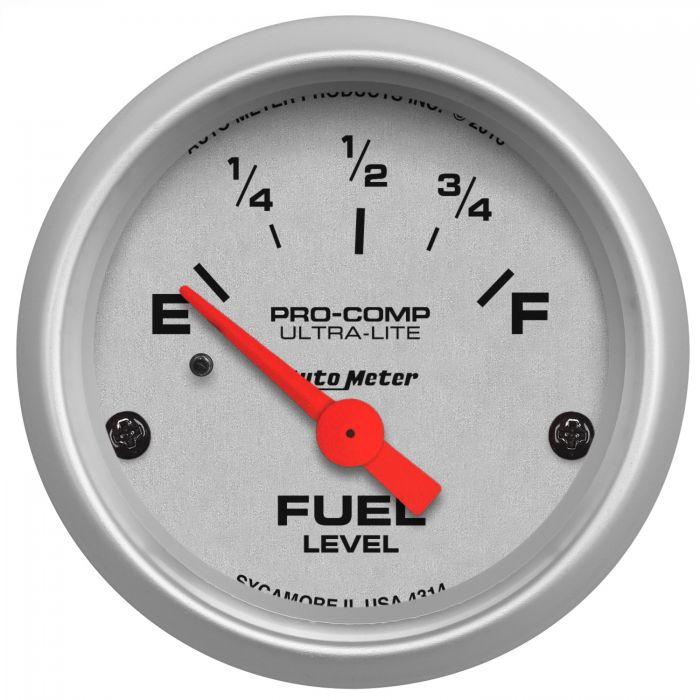 "21/16"" fuel level 090 Ω aircore gm sse ultralite"