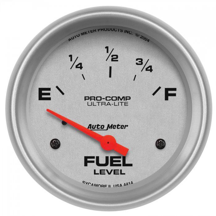 2 5 8 Fuel Level 0 90 Ω Air Core, Autometer Fuel Gauge Wiring Diagram