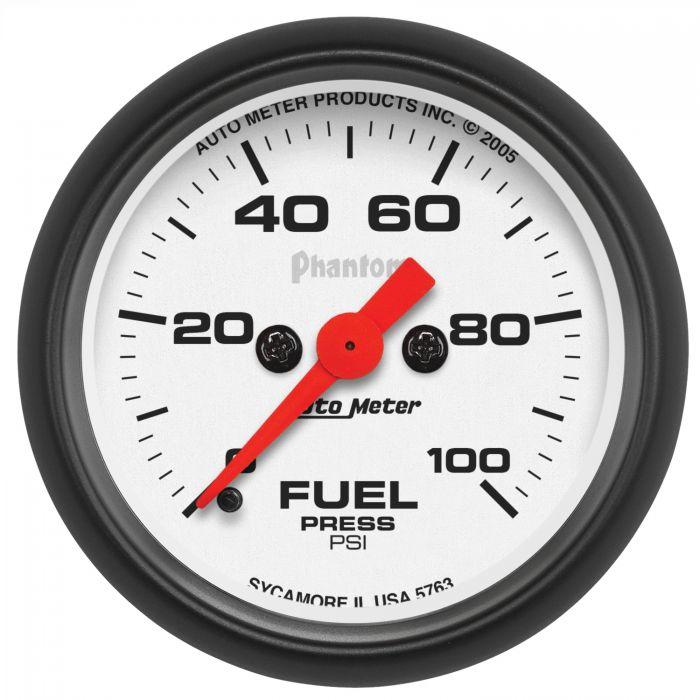2 1 16 Fuel Pressure 0 100 Psi, Autometer Fuel Gauge Wiring Diagram