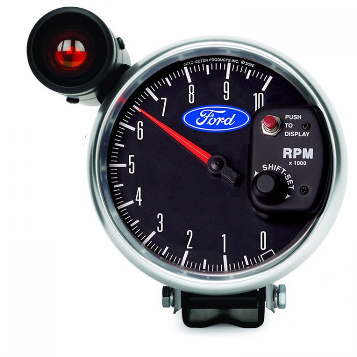 AutoMeter 880355 Ford Masterpiece In-Dash Electric Speedometer FREE SHIPPING