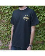 T-shirt, Adult XLarge, Black, 'Competition Instruments'
