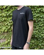 T-SHIRT, ADULT LARGE, BLACK, 'MONSTER'