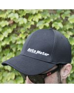 SPORT MESH FLEXFIT HAT,  CORPORATE LOGO, BLK, SM
