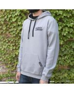 PULLOVER HOODIE, COMPETITION, GRAY, XXL