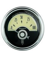 "2-1/16"" OIL PRESSURE, 0-100 PSI, AIR-CORE, AIR-CORE, CRUISER AD"