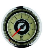 "3-3/8"" IN-DASH TACHOMETER, 0-8,000 RPM, CRUISER"