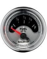 "2-1/16"" FUEL LEVEL, 0-90 Ω, AIR-CORE, SSE, AM MUSCLE"