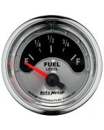 "2-1/16"" FUEL LEVEL, 240- 33 Ω, AIR-CORE, SSE, AM MUSCLE"