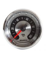 "2-1/16"" OIL PRESSURE, 0-100 PSI, MECHANICAL, AMERICAN MUSCLE"