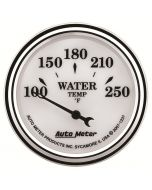 "2-1/16"" WATER TEMPERATURE, 100-250 °F, AIR-CORE, OLD-TYME WHITE II"