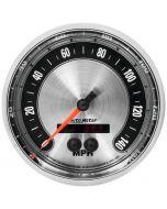 "5"" SPEEDOMETER, 0-140 MPH,GPS, AMERICAN MUSCLE"