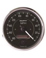 "4"" SPEEDOMETER, 0-180 MPH, ELECTRIC, COBRA"