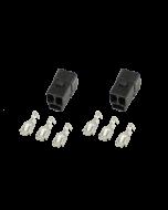 SSE Gauge Connector, 2 Pack