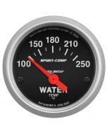 "2-1/16"" WATER TEMPERATURE, 100-250 °F, AIR-CORE, SPORT-COMP"
