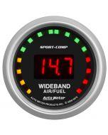 "2-1/16"" WIDEBAND STREET AIR/FUEL RATIO, 10:1-17:1 AFR, SPORT-COMP"