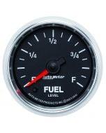 "2-1/16"" FUEL LEVEL, PROGRAMMABLE 0-280 Ω, STEPPER MOTOR, GS"