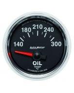 "2-1/16"" OIL TEMPERATURE, 140-300 °F, AIR-CORE, GS"