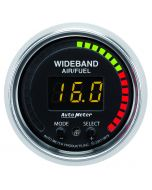 "2-1/16"" WIDEBAND PRO AIR/FUEL RATIO, 6:1-20:1 AFR, GS"