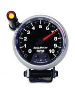"3-3/4"" PEDESTAL TACHOMETER, 0-10,000 RPM, GS"