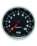 "3-3/8"" IN-DASH TACHOMETER, 0-10,000 RPM, GS"