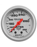 "2-1/16"" WATER TEMPERATURE, 140-280 °F, 6 FT., MECHANICAL, ULTRA-LITE"