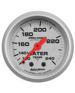 "2-1/16"" WATER TEMPERATURE, 120-240 °F, 12 FT., MECHANICAL, ULTRA-LITE"