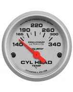 """2-1/16"""" CYLINDER HEAD TEMPERATURE, 140-340 °F, AIR-CORE, ULTRA-LITE"""