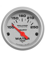 "2-1/16"" WATER TEMPERATURE, 100-250 °F, AIR-CORE, ULTRA-LITE"