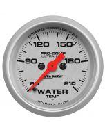 """2-1/16"""" WATER TEMPERATURE, 60-210 °F, STEPPER MOTOR, ULTRA-LITE"""