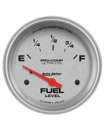 "2-5/8"" FUEL LEVEL, 0-90 Ω, AIR-CORE, SSE, ULTRA-LITE"