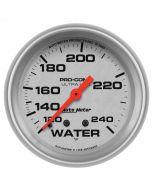 "2-5/8"" WATER TEMPERATURE, 120-240 °F, 6 FT., MECHANICAL, ULTRA-LITE"