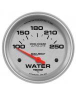 """2-5/8"""" WATER TEMPERATURE, 100-250 °F, AIR-CORE, ULTRA-LITE"""