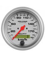 "3-3/8"" SPEEDOMETER, 0-190 KM/H, ELECTRIC, ULTRA-LITE"