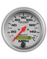 "3-3/8"" SPEEDOMETER, 0-160 MPH, ELECTRIC, ULTRA-LITE"