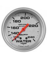 "2-5/8"" WATER TEMPERATURE, 120-240 °F, 6 FT., MECHANICAL, LIQUID FILLED, ULTRA-LITE"