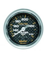 "2-1/16"" WATER TEMPERATURE, 120-240 °F, 6 FT., MECHANICAL, CARBON FIBER"