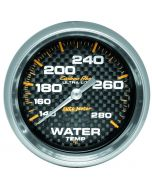 "2-5/8"" WATER TEMPERATURE, 140-280 °F, 6 FT., MECHANICAL, CARBON FIBER"