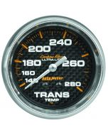 "2-5/8"" TRANSMISSION TEMPERATURE, 140-280 °F, MECHANICAL, CARBON FIBER"