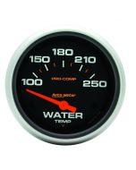 "2-5/8"" WATER TEMPERATURE, 100-250 °F, AIR-CORE, PRO-COMP"