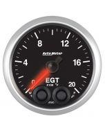 """2-1/16"""" PYROMETER, 0-2000 °F, STEPPER MOTOR, ELITE"""