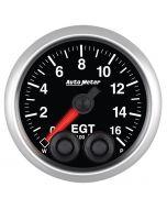 """2-1/16"""" PYROMETER, 0-1600 °F, STEPPER MOTOR, ELITE"""