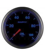"2-1/16"" OIL PRESSURE, 0-100 PSI, STEPPER MOTOR, ELITE"