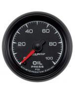 "2-1/16"" OIL PRESSURE, 0-100 PSI, STEPPER MOTOR, ES"