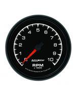 "3-3/8"" IN-DASH TACHOMETER, 0-10,000 RPM, ES"